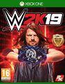 TAKE 2 INTERACTIVE - WWE 2K19 [Pre-owned]