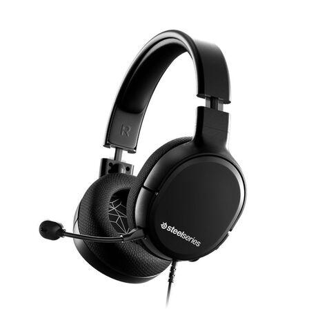 STEELSERIES - SteelSeries ARCTIS 1 Black Gaming Headset