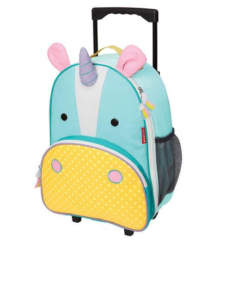 SKIP HOP - Skip Hop Zoo Kids Rolling Luggage Unicorn