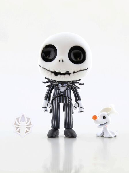 FUNKO TOYS - Funko 5 Star Nightmare Before Christmas Jack Skellington Vinyl Figure