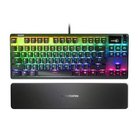 STEELSERIES - SteelSeries Apex 7 TKL Red Switch Gaming Keyboard [US]