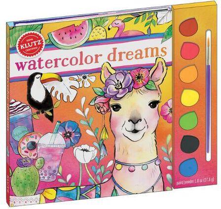 SCHOLASTIC USA - Watercolor Dreams