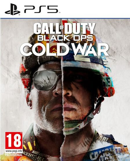 ACTIVISION - Call of Duty Black Ops Cold War - PS5