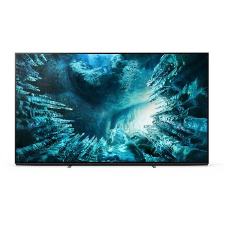 SONY - Sony Kd75Z8H 75 Inch 8K HDR Android TV