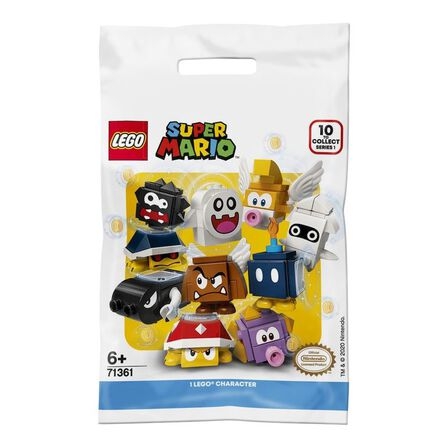 LEGO - LEGO Super Mario Character Pack Series 1 71361