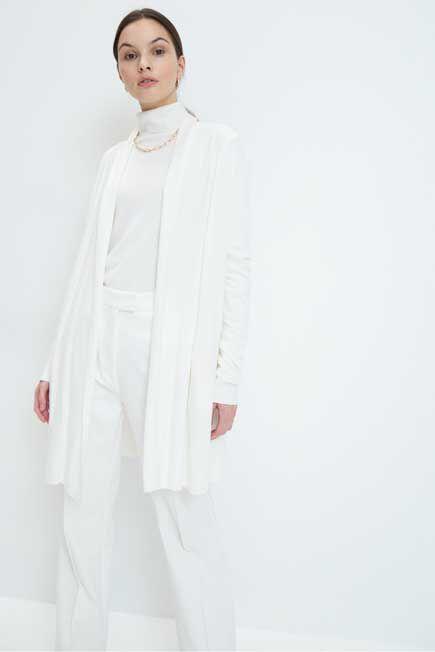 Mohito -  Basic Cardigan - White