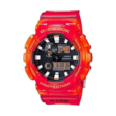 CASIO - Casio Gax-100Msa-4Adr G-Shock Watch