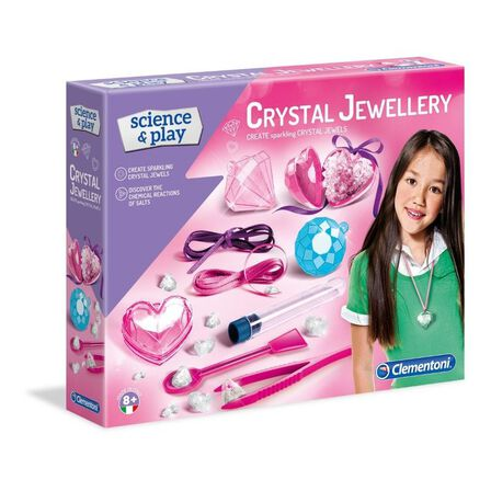 CLEMENTONI - Clementoni Crystal Jewels