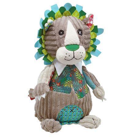 LES DEGLINGOS - Jelekros the Lion Plush [Original]