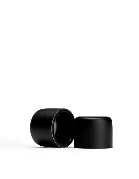 MEMOBOTTLE - Memobottle Lid Metallic Matte Black [For use with Memobottle Water Bottles.]
