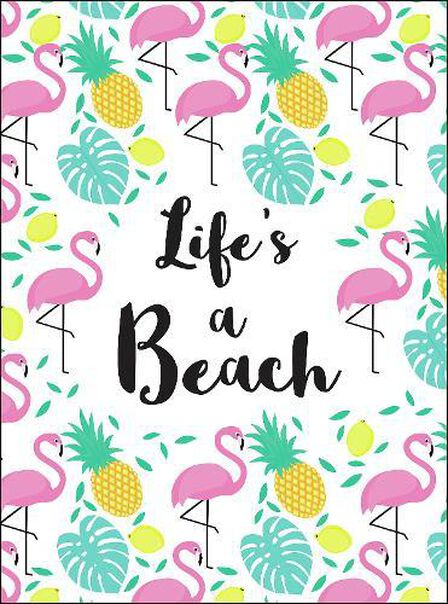 SUMMERSDALE PUBLISHERS - Life's a Beach Tropical Quotes to Brighten Your Day