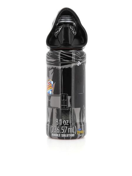 IMPERIAL TOYS - Imperial Toys Kylo Ren Bubble Topper Black