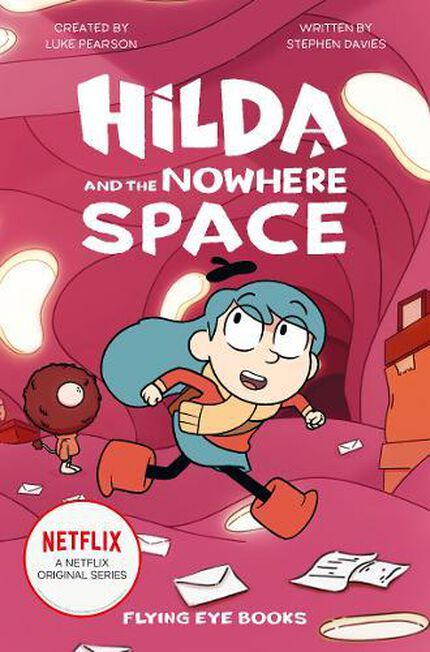 BOUNCE UK - Hilda And The Nowhere Space