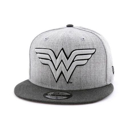 NEW ERA - New Era Wonder Woman Men's Cap Grey