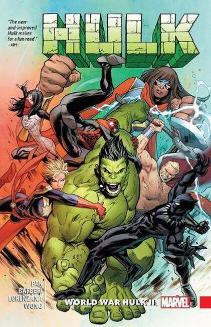 MARVEL COMICS - Hulk World War Hulk II