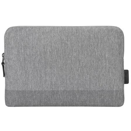 TARGUS - Targus CityLite Sleeve Grey Fits Laptop up to 15.6 Inch