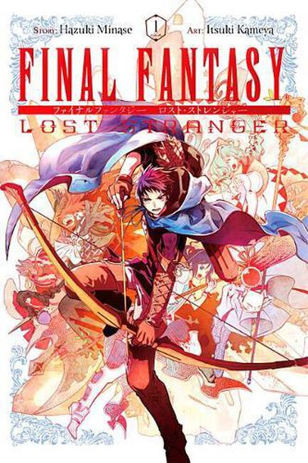 VIZ MEDIA - Final Fantasy Lost Stranger, Vol. 1