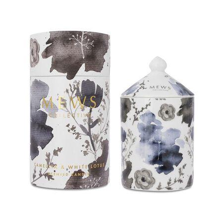 MEWS COLLECTIVE - Mews Collectivecamellia & White Lotus Candle 320g