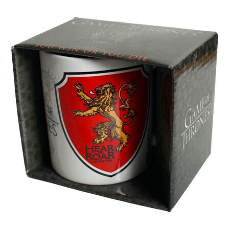 GAME OF THRONES - Game of Thrones Lannister Mug