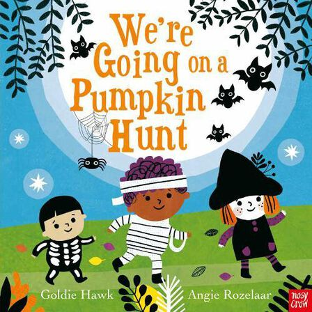 NOSY CROW - We're Going On A Pumpkin Hunt!