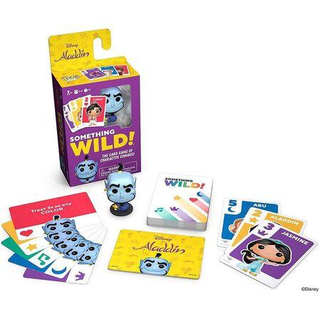 FUNKO TOYS - Funko Signature Games Something Wild Disney Aladdin Card Game