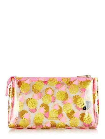 SKINNY DIP - Skinny Dip Washbag Fruity Pineapple