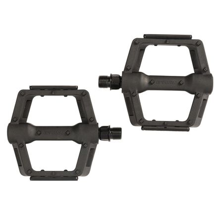 ROCKRIDER - Unique Size  BMX Grip 1/2 Pedals 520, Black