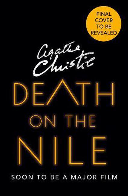 HARPER COLLINS UK - Death On The Nile (Poirot)