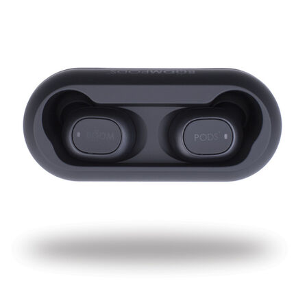 BOOMPODS - Boompods Boombuds Go Black True Wireless Earbuds