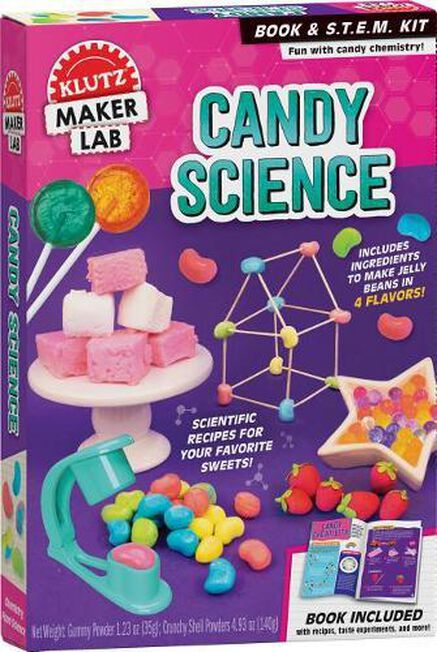 SCHOLASTIC USA - Candy Science
