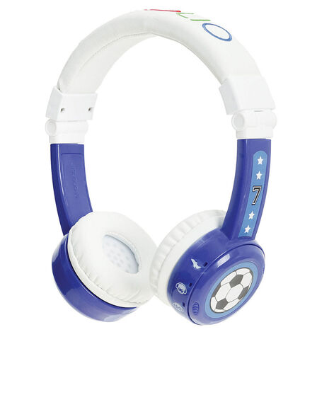 ON AND OFF - On And Off Inflight Buddyphones Blue Headphones