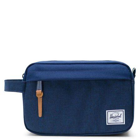 HERSCHEL SUPPLY CO. - Herschel Chapter Carry-On Travel Kit Medievel Blue Crosshatch/Medievel Blue