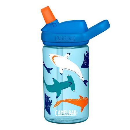 CAMELBAK - Camelbak Eddy+Kids 14Oz Le Shark Squad Water Bottle