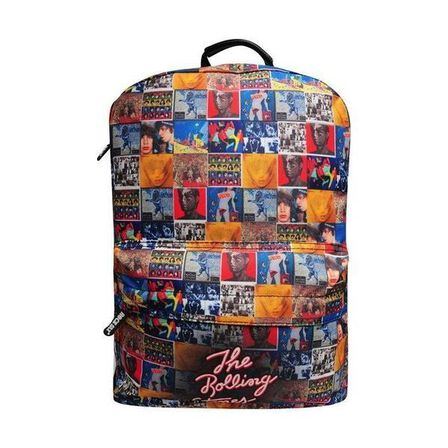 ROCKSAX - Rolling Stones Vintage Album Classic Backpack