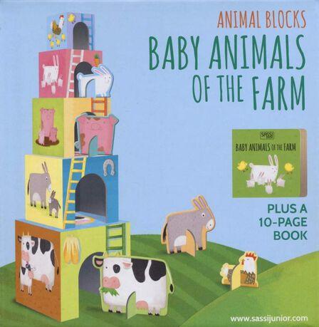 BOUNCE UK - Baby Animals of the Farm