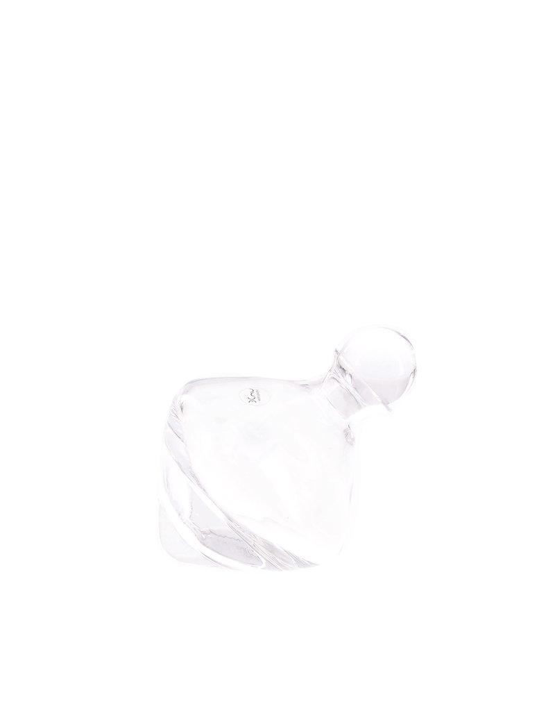 Olea Crystal Oil & Vinegar Bottle 7.75oz (22cl) - Noble